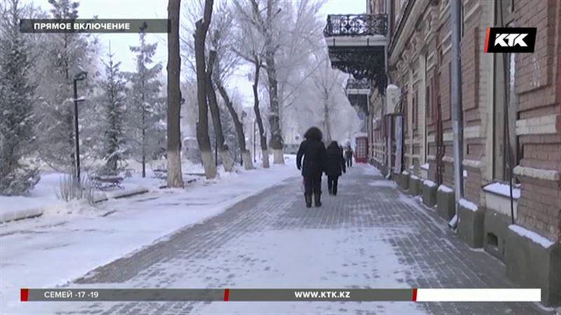 В Казахстане подводят итоги «ледникового периода»