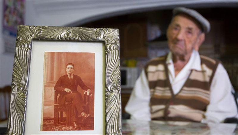 Самый старый мужчина в мире ушел из жизни в возрасте 113 лет