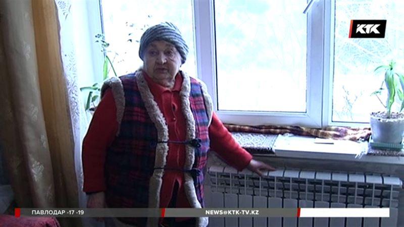 Как пережили самую холодную ночь жители алматинского Таугуля