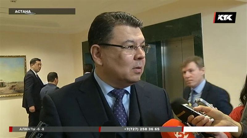 Бозумбаев о ситуации с углём: «Никаких проблем нет»