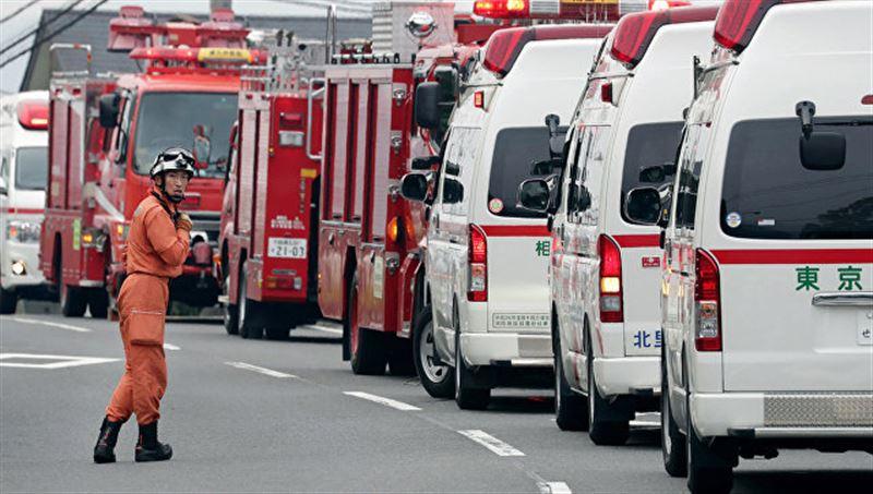 Жапонияда қарттар үйі өртеніп, 11 адам мерт болды