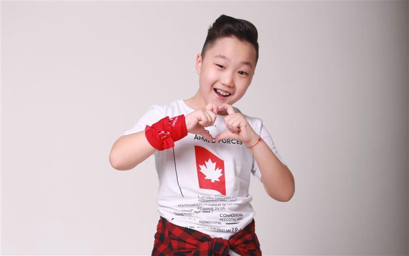 ВИДЕО: 10 жастағы қазақстандық кәріс мультсериалына саундтрек жазды