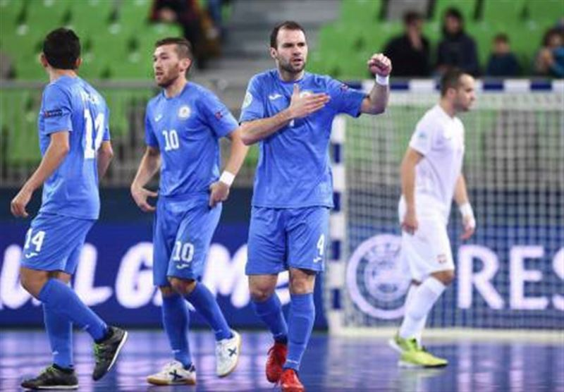 Қазақстан құрамасы Еуропа чемпионатының ширек финалына шықты