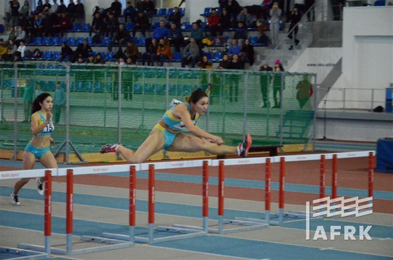 Әйгерім Шыназбекова жеңіл атлетикадан қазақ қыздары арасында тұңғыш Азия чемпионы