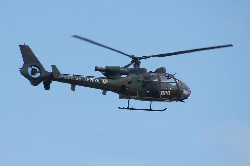 Францияда екі әскери тікұшақ апатқа ұшырады