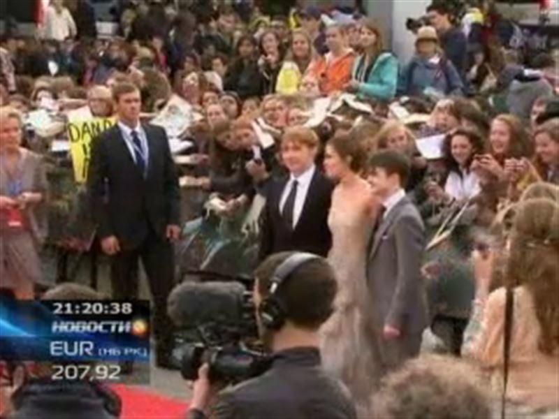 В Лондоне прошла мировая премьера последнего фильма о Гарри Поттере