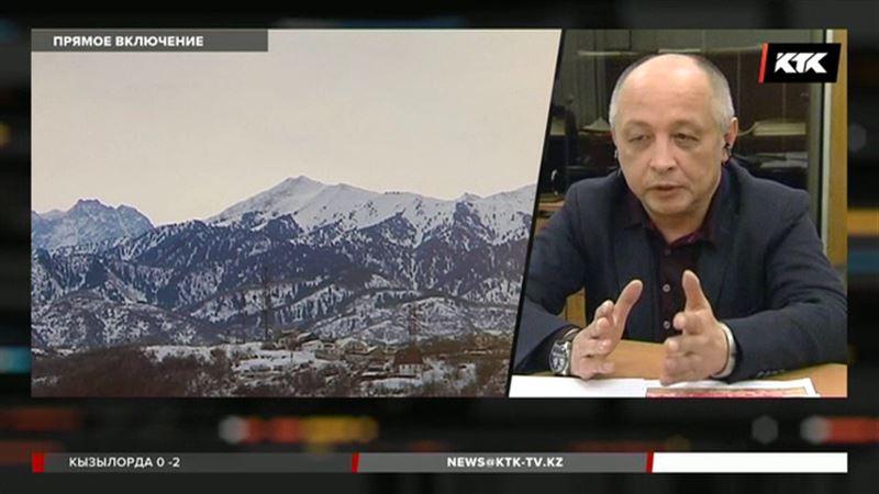 ПРЯМОЕ ВКЛЮЧЕНИЕ: Ждать ли алматинцам нового землетрясения