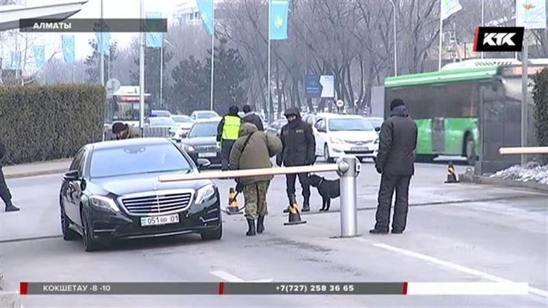 Полиция, собаки и закрытый Шымбулак – Алматы встречает высоких гостей