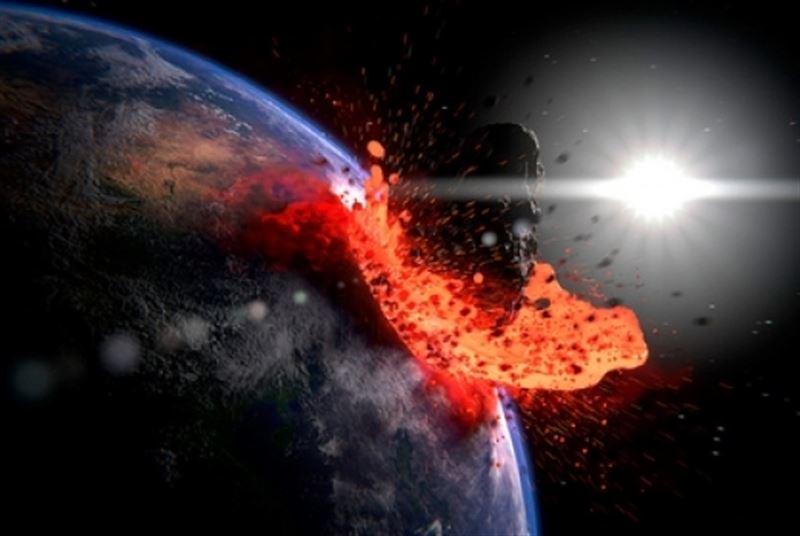 Ғалымдар Жерге алып кометаның құлағанын дәлелдеді
