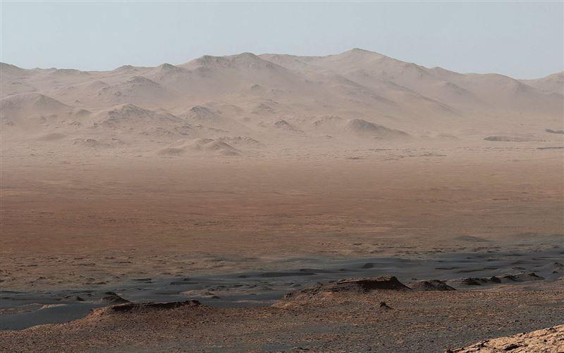 NASA опубликовало уникальное видео панорамы Марса