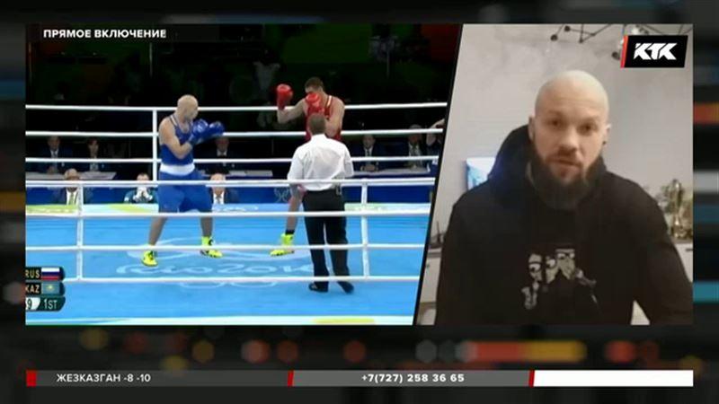 Василий Левит рассказал КТК, как отметит вручение золотой медали