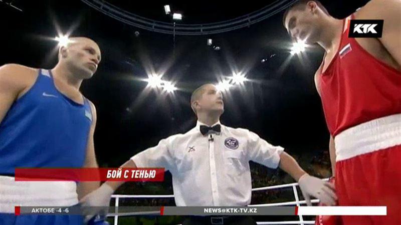 Боксер Василий Левит, возможно, получит золотую олимпийскую медаль