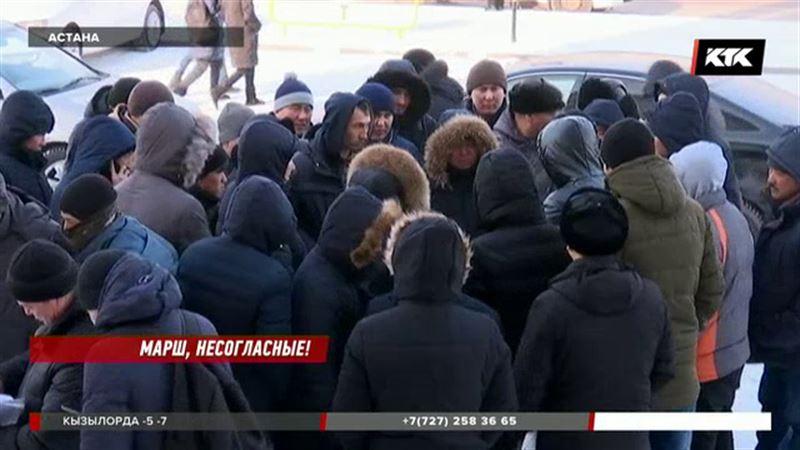 400 рабочих нашумевшего «Abu Dhabi Plaza» заявили, что их незаконно уволили