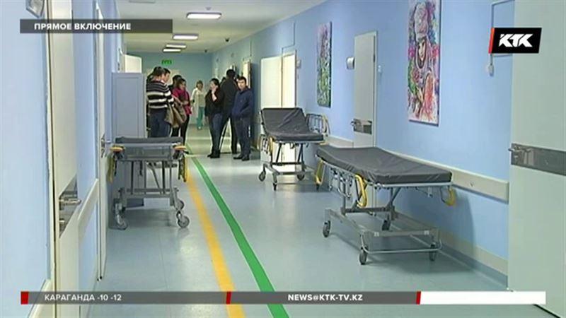 Холерой заболела 27-летняя алматинка
