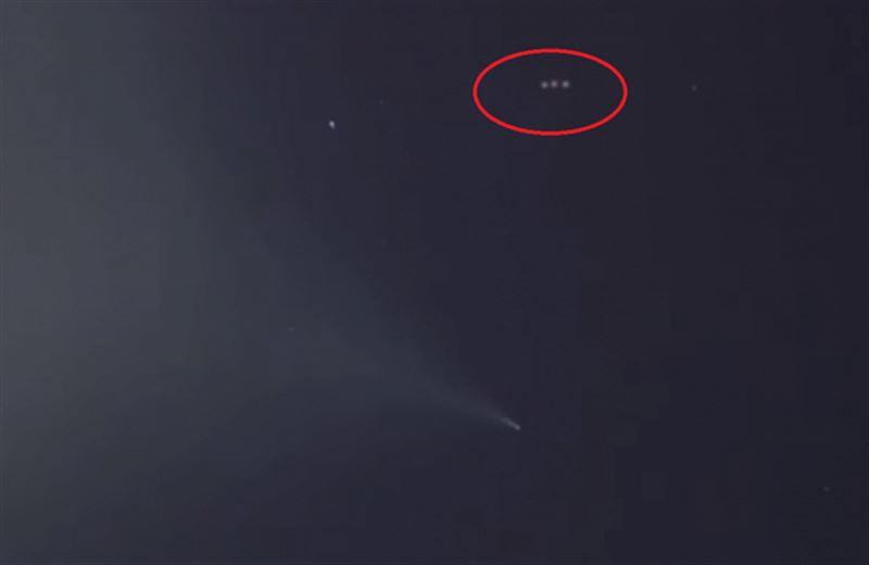 В Японии во время запуска ракеты «Эпсилон-3» заметили НЛО