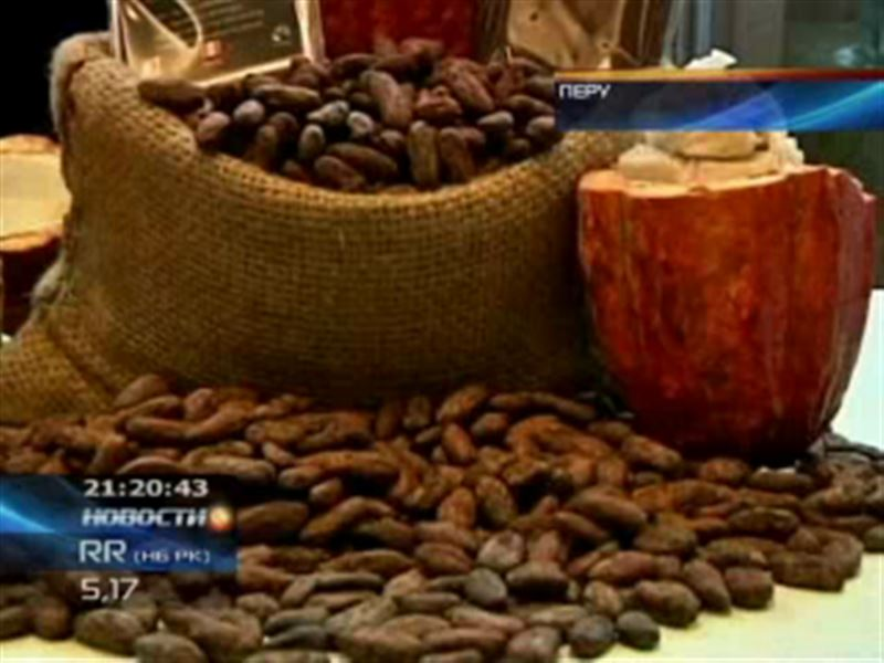 В перуанской столице Лиме открылся второй салон какао и шоколада