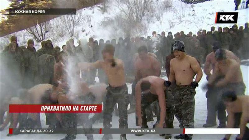 Охранников в Пхенчхане поразила острая диарея
