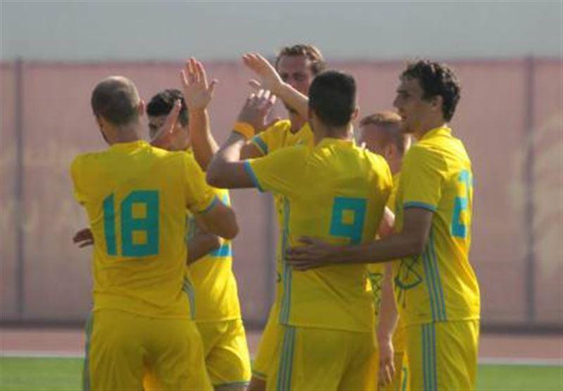 ВИДЕО: Астана қытайлық клубты 6:0 есебімен ұтты