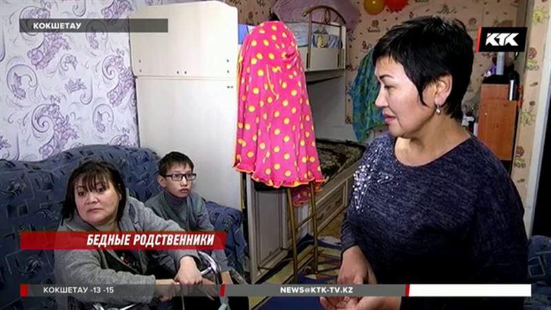 Женщина-инвалид с ДЦП живет с детьми на крохотное пособие