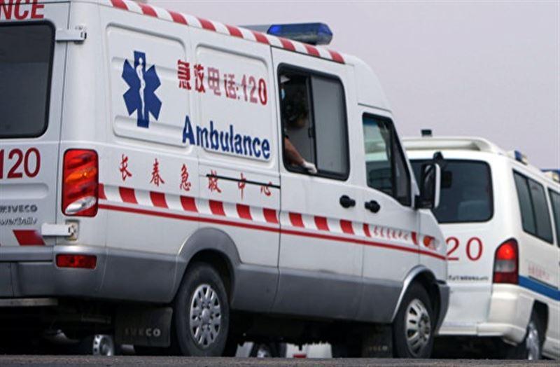 Обрушение дороги в Китае унесло жизни восьми человек