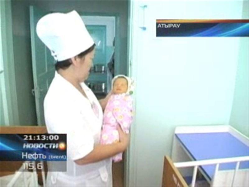 В Атырау снова спасли новорождённого подкидыша