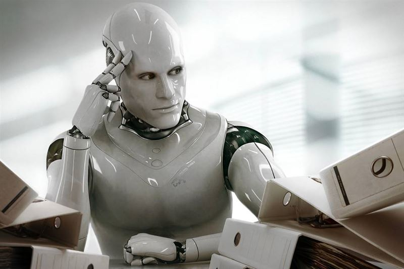 2020 жылға қарай роботтар қарт адамдарға қызмет етеді