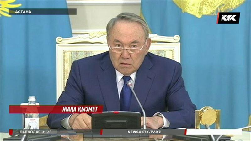Назарбаевтың қауіпсіздік кеңесін басқаруға қатысты Әділет министрі пікір білдірді
