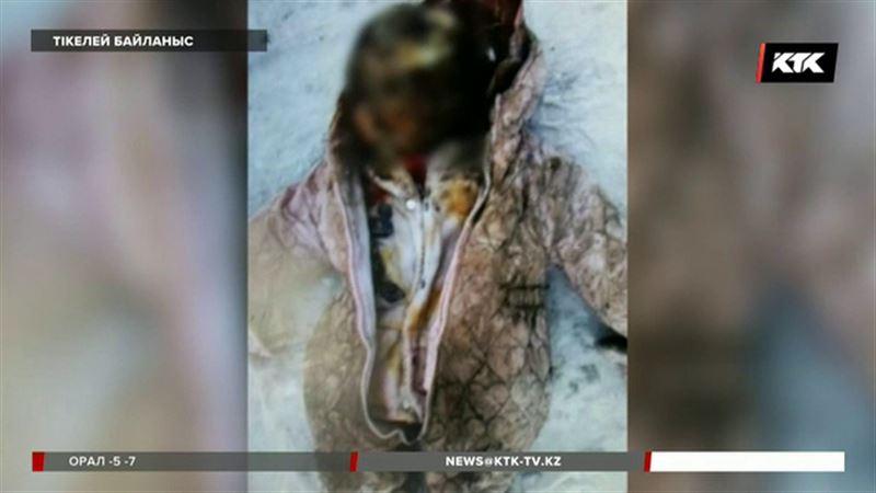 Сұмдық: Ақмола облысында жаңа туған сәбиді құдық ішіне көміп кеткендерге іздеу жарияланды