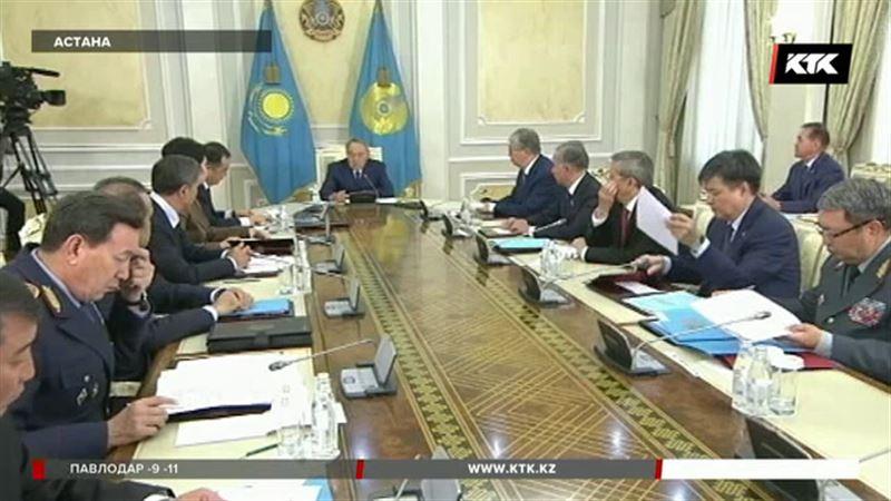 Әділет министрі: Қиын кезде Назарбаев Қауіпсіздік кеңесін басқаруы тиіс