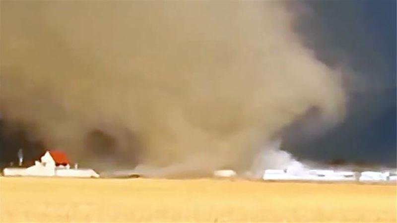 Мощные торнадо в Мексике привели к большим разрушениям