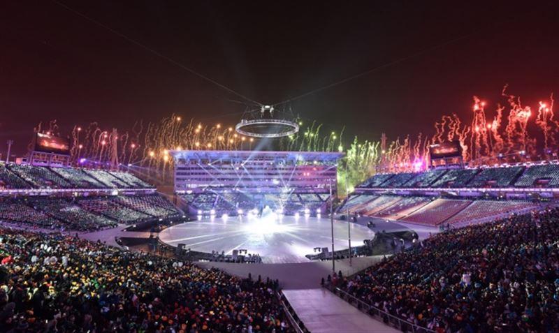 В Пхенчхане состоялась церемония открытия XXIII зимних Олимпийских игр