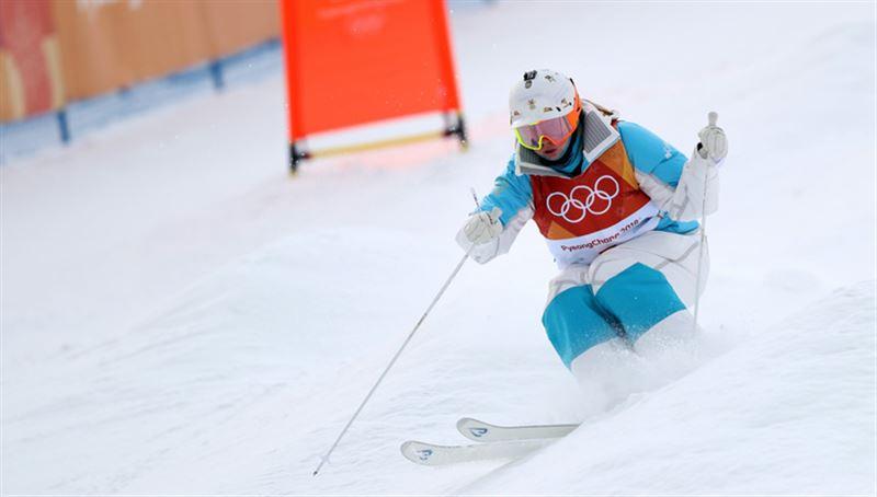 Галышева принесла Казахстану первую медаль Олимпиады-2018