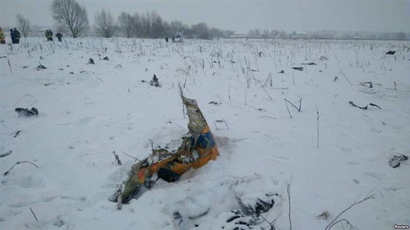 Никто не выжил: В Подмосковье разбился пассажирский самолёт