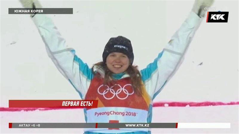 Есть первая олимпийская медаль Пхёнчхана