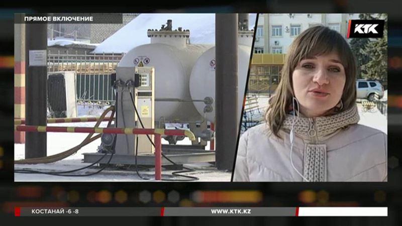 ПРЯМОЕ ВКЛЮЧЕНИЕ: Почему на заправках Уральска вновь подорожал газ