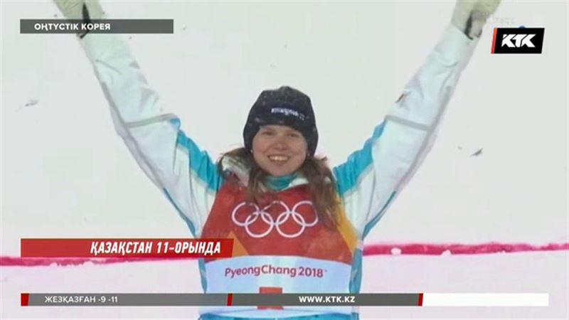 Қазақстан қысқы олимпиадада 11 орынға тұрақтады