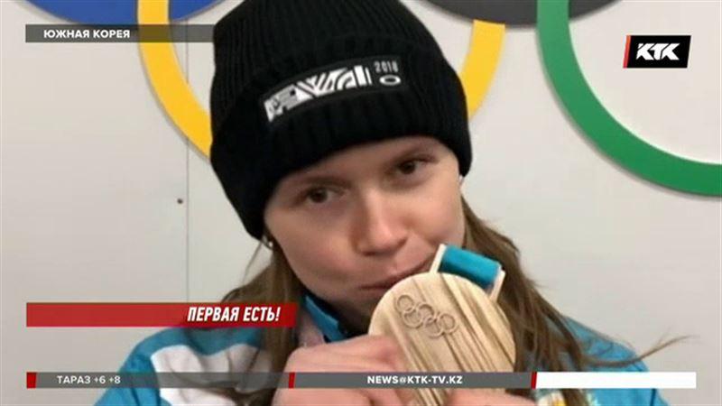 Долго и трудно шла к медали Юлия Галышева