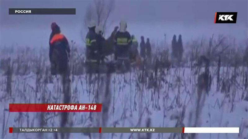 Полёты Ан-148 после авиакатастрофы приостановлены
