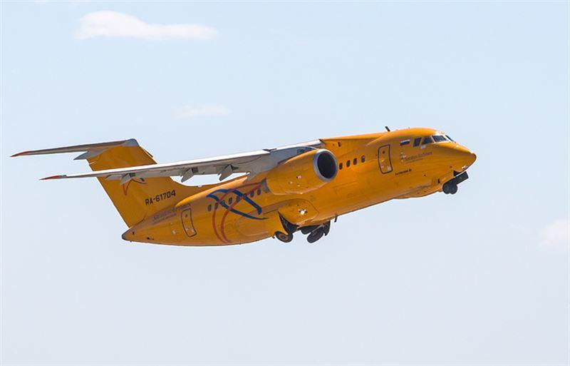 Ан-148 ұшағының апатқа ұшырау себебі анықталды