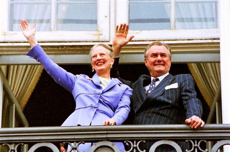 Супруг королевы Дании скончался на 84-м году жизни