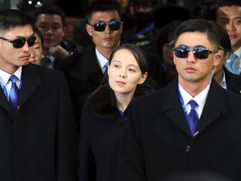 Сестра Ким Чен Ына испугала пользователей соцсетей
