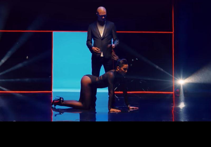 «Самый красивый преступник» поставил Бузову на колени: премьера долгожданного клипа