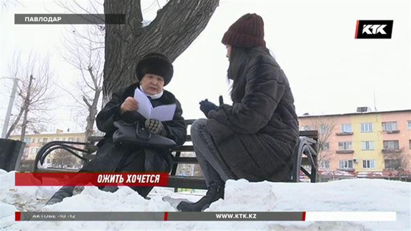 Павлодарскую пенсионерку отправили на тот свет, но она вернулась