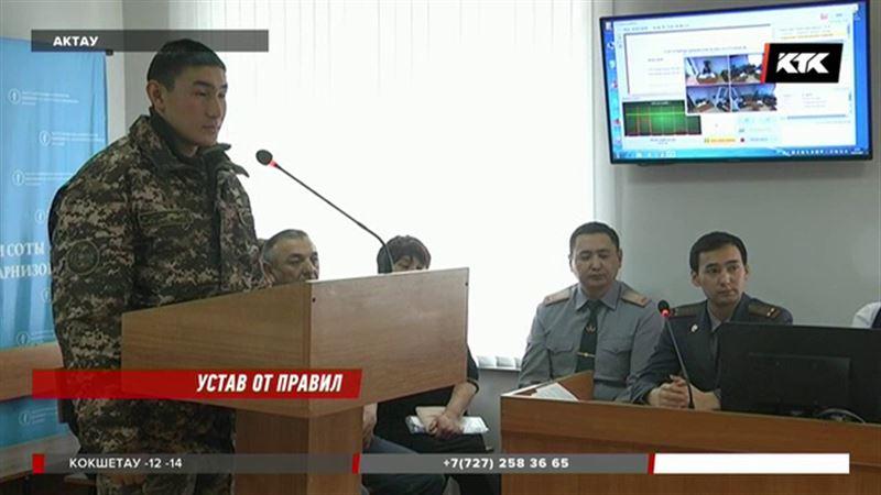 Морской пехотинец, избивший сослуживца до комы, предстал перед судом