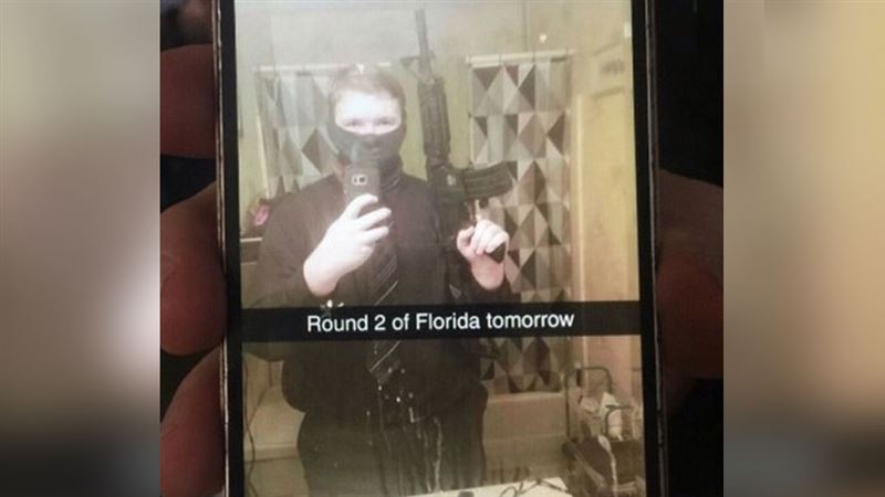 В США арестовали школьника за сообщение «Второй раунд Флориды завтра»