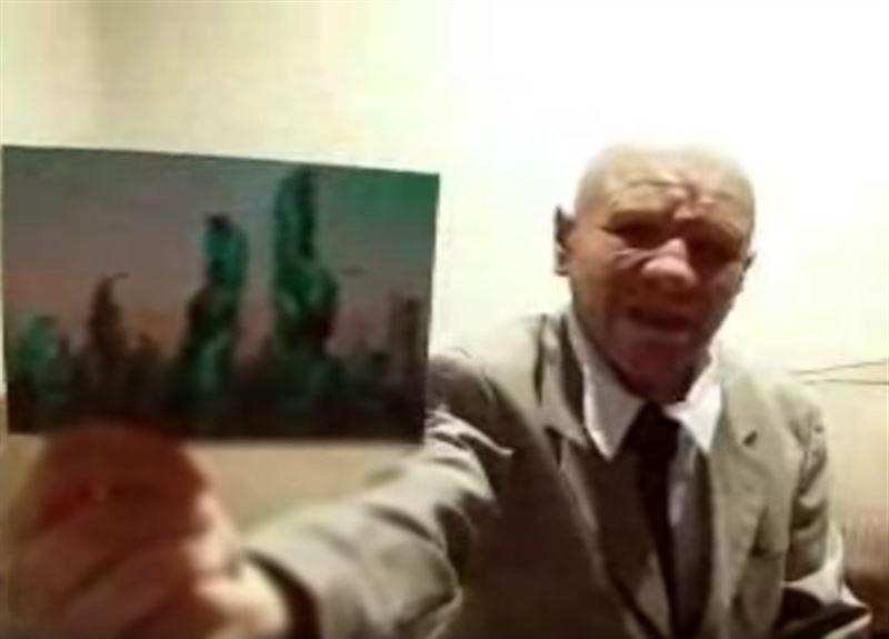 Фотографию из будущего показал мужчина, утверждающий, что он побывал в 2118 году