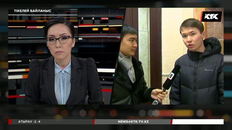 Тікелей эфир: Астанада тағы лифт құлады