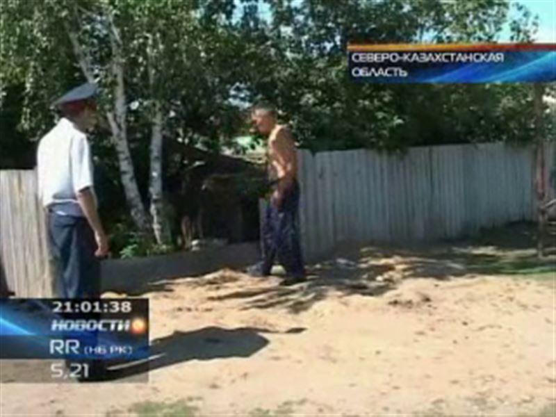ЧП в Северном Казахстане: пьяный водитель сбил двоих малышей