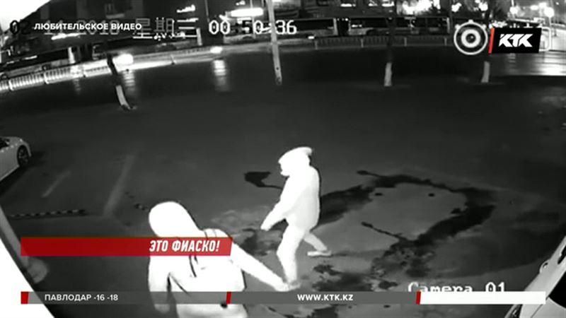 В Китае случилось самое нелепое ограбление