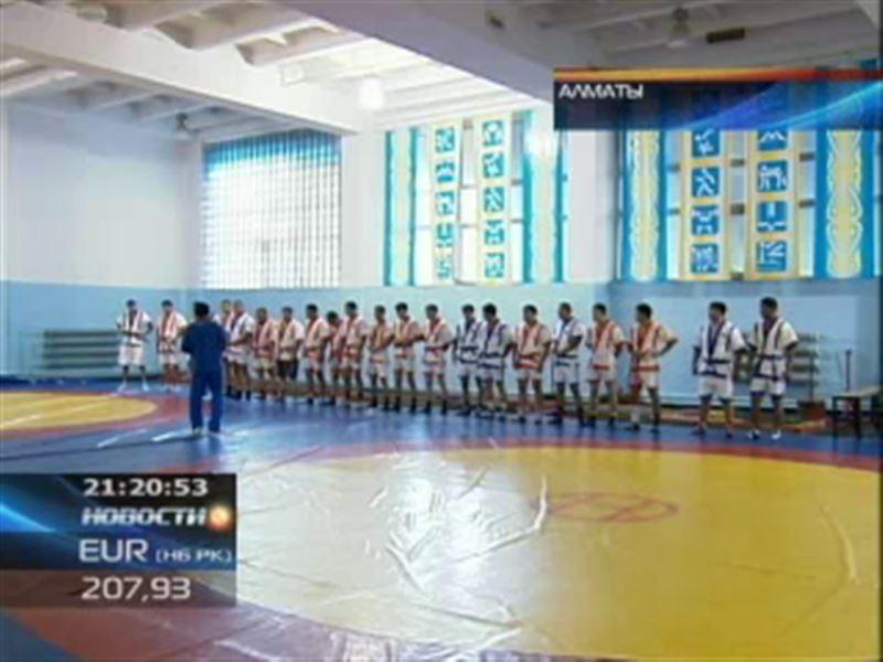 Чемпион  страны по национальной борьбе «казак куресы» получит солидный денежный приз